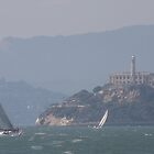 Sailing on the San Francisco Bay by fototaker