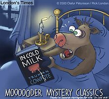 In Cold Milk by Londons Times Cartoons by Rick  London