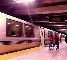 Bay Area Rapid Transit by davesdigis
