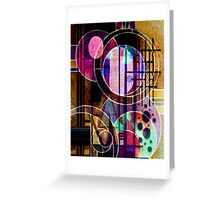 Ode to Kandinsky Greeting Card