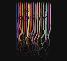 Love strokes (horizontal) by LAZILEES