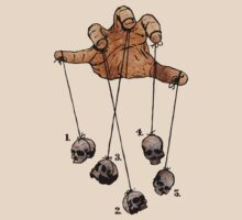 The Five Dancing Skulls Of Doom by matthewdunnart