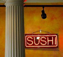 sushi napolitana by Bruce  Dickson