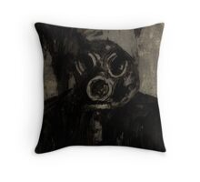 I See A Darkness Throw Pillow
