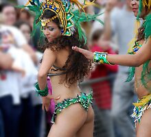 Brazilian's can dance by Declan Carr
