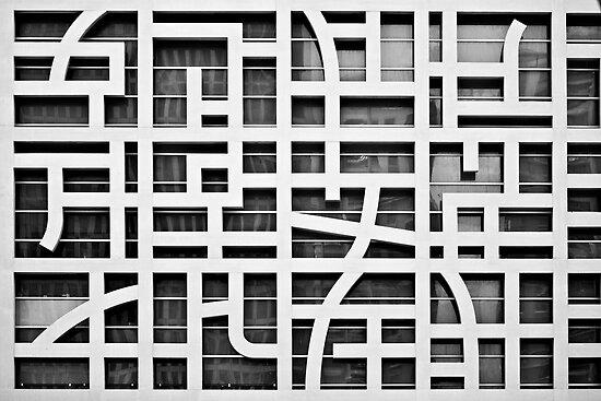 Shanghai Space by Chloe Beacon