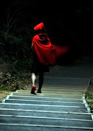 Into the dark by robotsdream