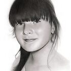 Almost a Teenager (Pencil) by Jo Holden