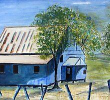 Australia: a long forgotten home by Elizabeth Kendall
