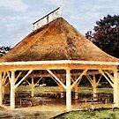 Orillia - Beach Pavilion by Gracey