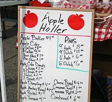 Apple Holler Market Prices by kkphoto1