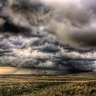 A stormy Nebraska by Mike Olbinski