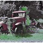 That Old Truck by vvfineartphotog