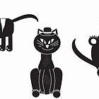 The Phat Cat Mafia by eandrus