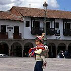 Cusco Kid by Phillip Moore