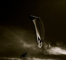 Skysail by marc melander