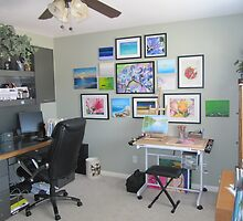 Art Studio 1 by Leslie Gustafson