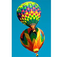 Balloon Fest Photographic Print