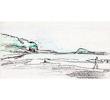 Muriwai Beach Photographic Print