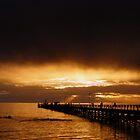 Sunset III - Moonta Bay by Elizabeth Rose Rawlings