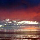 Pink Sunset I by Elizabeth Rose Rawlings