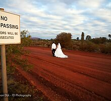 Just Married by idphotography