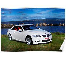 2009 BMW 325i Poster