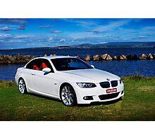 2009 BMW 325i Photographic Print