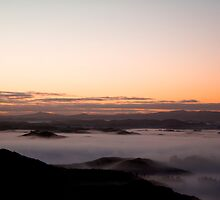 Misty Manawatu Morning 2 by kym banks