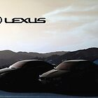 Lexus Logo - 2nd Generation IS250 with 1st Generation IS300 by sl02ggp