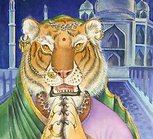 Tigress of India by Patti Argoff