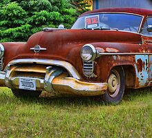 Rusty Olds by pshootermike
