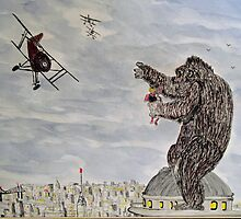 King Kong by GEORGE SANDERSON