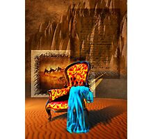 Dreaming Chair Photographic Print