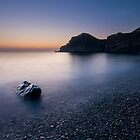 Hartland Cove at Dusk by Matt Stansfield