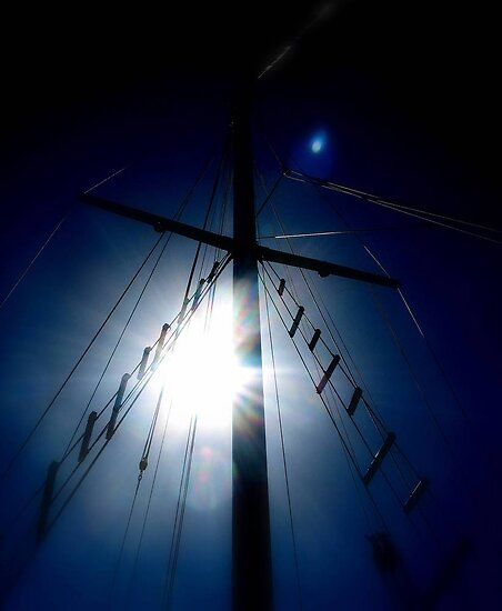 Sailing to America - JUSTART © by JUSTART