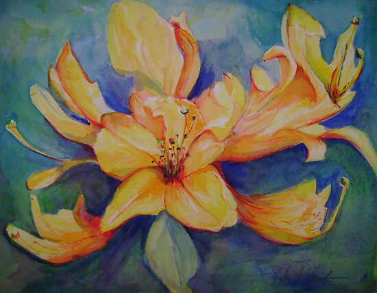 Azalea by N. Sue M. Shoemaker