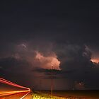 Light Speed to the Hail Core! by MattGranz