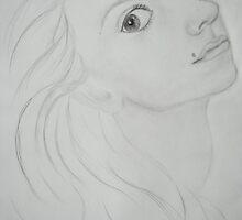 Cloudburst (white) by Erika .