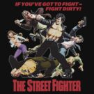 Street Fighter by superiorgraphix