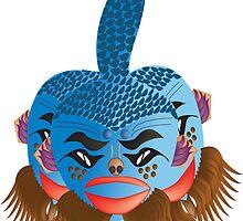 Fish Mask by rsanchez