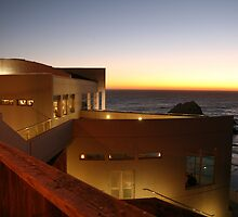 Sunset @ Cliff House by reddate