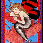 Butterfly in Love by Laura J. Holman