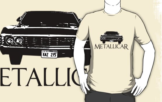 The Metallicar by teamfreewill