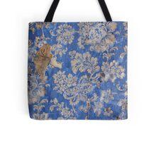 Old Wallpaper Tote Bag