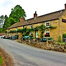 Blacksmiths Arms - Lastingham by Trevor Kersley