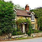 Country Cottage - Lastingham by Trevor Kersley