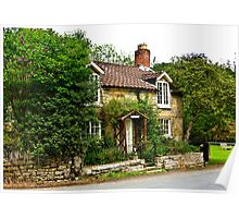 Country Cottage - Lastingham Poster
