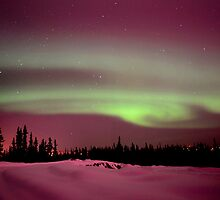 Aurora Borealis 1 by amberhooper