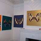 Photo s from exhibition by Trudi Hipworth